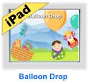 balloon drop game for iPad