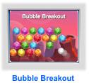 bubble breakout game