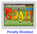 multiplication game- penalty shootout