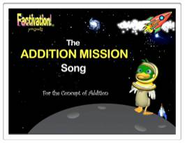 Addition Mission Singalong