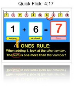 Lesson 2 Quick Flick
