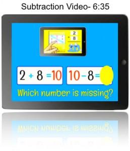 Lesson 11 Subtraction Video