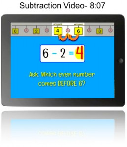 Lesson 3 Subtraction Video