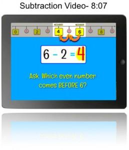 Lesson 3 Subtraction Video