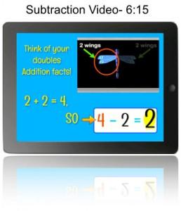Lesson 4 Subtraction Video