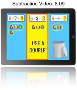Lesson 8 Subtraction Video