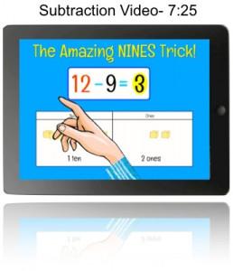 Lesson 9 Subtraction Video