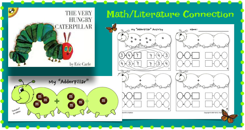 math literature connections