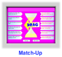 multiplication game- match up