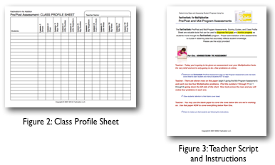 assessment tool class profile