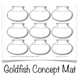 goldfish concept mat-multiplication
