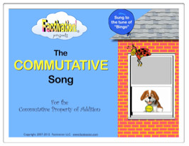 The Commutative Song