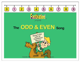 Odd and Even Song
