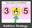 Addition strategy