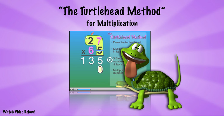 turtlehead multiplication